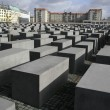 Jewish memorial, berlin, germany — Stock Photo #8044895