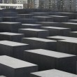 Jewish memorial, berlin, germany — Stock Photo #8044898