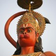 hanuman statue in delhi — Stock Photo