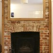 Fireplace — Stock Photo #8045217