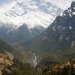 Himalayan valley — Stock Photo #8045283