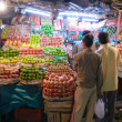 Fruit stall delhi — Stock Photo #8045698