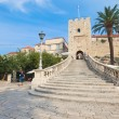 Entrance to old town - Korcula — Stock Photo #8045807