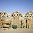 Stock Photo: Basateco resort on red sea, sinai, egypt