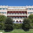 Grand Hotel Imperial in Dubrovnik — Stock Photo