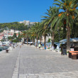 Stock Photo: Hvar waterfront