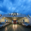 Stock Photo: Car Ferry