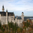 Neuschwanstein castle — Stock Photo #8046800