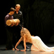 Pina bausch performance - Foto Stock
