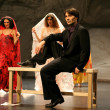 Pina bausch performance — Stock Photo
