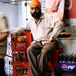 Male sikh - Foto Stock