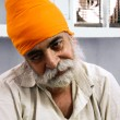 Sikh man - Stock Photo