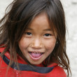 Young nepali kid - Stock Photo