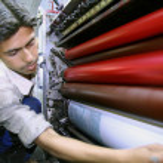 Series of photos: four color printing process, delhi, india — Stock Photo #8047561