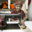 Textile worker — Stock Photo #8047567