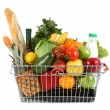 Shopping basket — Stock Photo #8047699