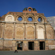 Anhalter bahnhof, berlin, germany - Stock Photo