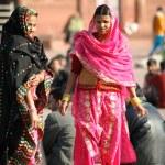 Women in india — Stock Photo