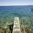 Foto Stock: Jetty