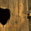 Stock Photo: Lockheart