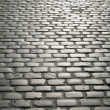 Cobbled street in europe — Stock Photo #8048939