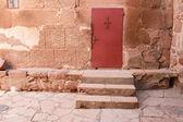 St catherine's monastery — Stock Photo