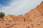 St catherine's monastery — Stock Photo