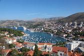 Dubrovnik harbour — Стоковое фото