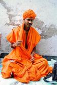 Religious sikh — Stock Photo