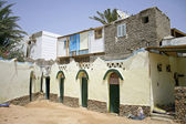 Budget hotel in dahab, sinai, egypt — Stock Photo
