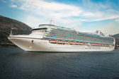 Ruby Princess Cruiser — Stock Photo