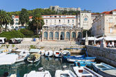 Old Town of Hvar — Stock Photo