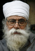 Sikh man — Stock Photo