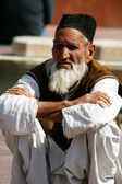 Old muslim man — Stock Photo