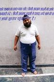 śmieszne sikh — Zdjęcie stockowe