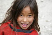 Young nepali kid — Stock Photo