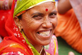 Indian woman — Stock Photo