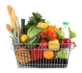 Shopping basket — Stock Photo