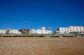 Brighton beach — Stock Photo