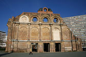 Anhalter bahnhof, berlin, germany — Stock Photo
