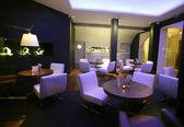 Stilvolle lounge-bar — Stockfoto