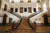 Palace trappa interiör — Stockfoto