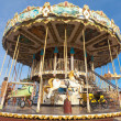 Carousel - merry-go-round — Stock Photo