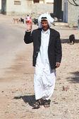 Bedouin man — Stock Photo