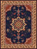 Carpet Design — Stock Vector
