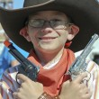Stock Photo: Kid Participates in Helldorado, Tombstone, Arizona
