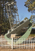 A 42-Inch Reflecting Telescope at Lowell Observatory — Stock Photo