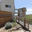 Stock Photo: Arcosanti, an Experiment in Urban Architecture