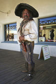 A Bandolero of Helldorado, Tombstone, Arizona — Stock Photo