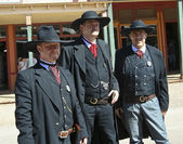 A Earps of Helldorado, Tombstone, Arizona — Stock Photo